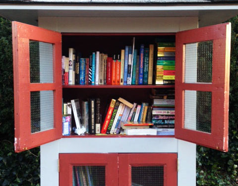 Little Free Library, Vancouver